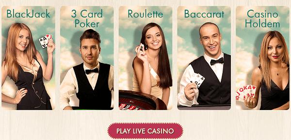 777 Casino Live