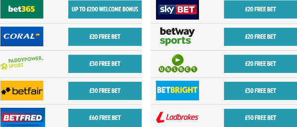 Best Free Bets