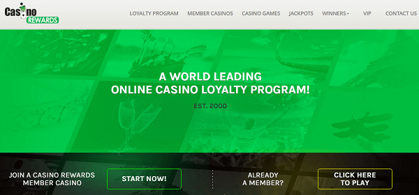 Casino Rewards Play Online