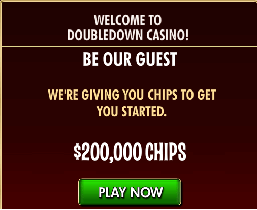 Double Down Casino Guest