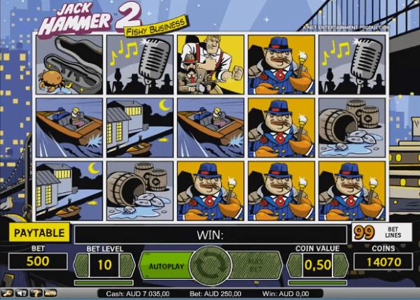 Free Slot Jack Hammer 2