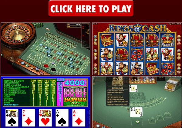 Golden Tiger Casino Play