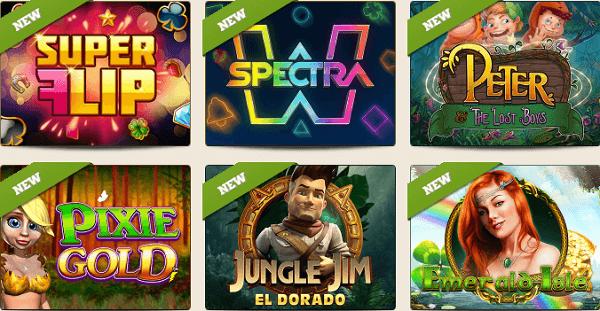 Leo Casino Slots