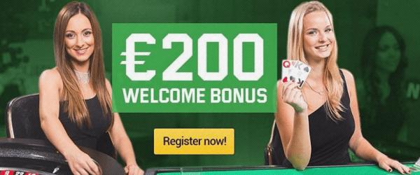 LiveCasino Bonus