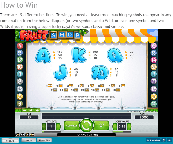 how to win at the casino playing slots