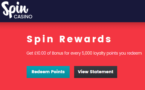 Casino Slots Loyalty Points