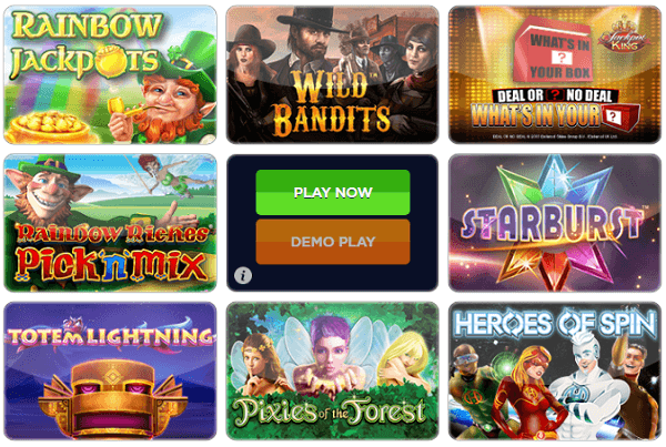 New Slots in the UK