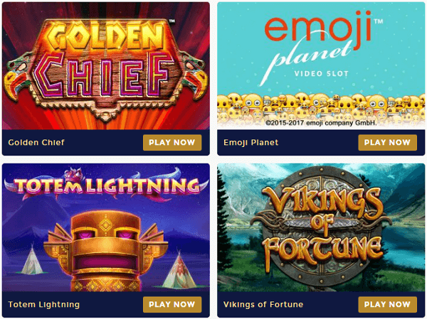 Online Casino Slots Browser